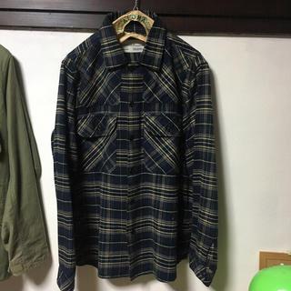 wa-sey チェックシャツ(シャツ)