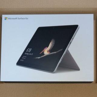 マイクロソフト(Microsoft)の未使用品 Microsoft SurfaceGo 10.0型 64GB(タブレット)
