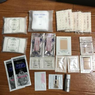 エスプリーク(ESPRIQUE)の化粧品 サンプル 大量 下地 リキッドファンデーション(サンプル/トライアルキット)