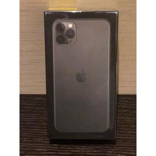 アイフォーン(iPhone)のiPhone 11 Pro Max 256GB  グリーン SIMフリー 香港版(スマートフォン本体)