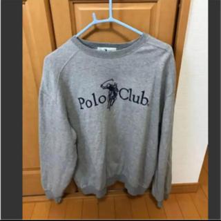ポロクラブ(Polo Club)のpolo スウェット トレーナー(スウェット)