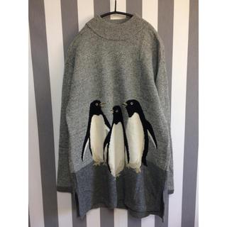 グリモワール(Grimoire)のビンテージ ペンギン セーター(ニット/セーター)