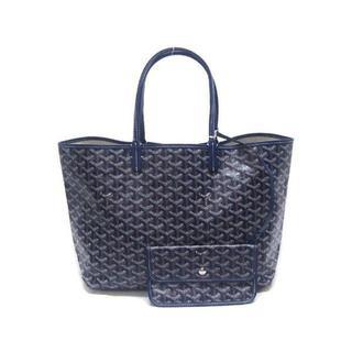 ゴヤール(GOYARD)のGOYARD トートバッグ 通勤バッグ 2way 軽量 大容量 M 紺色(トートバッグ)