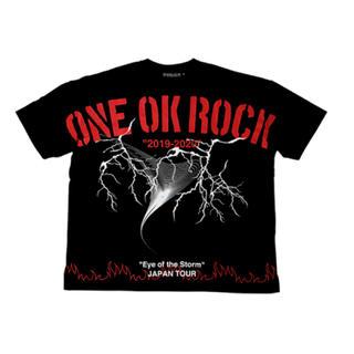 ワンオクロック(ONE OK ROCK)のONE OK ROCK ビックTシャツ Lサイズ(Tシャツ/カットソー(半袖/袖なし))