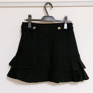 バービー(Barbie)の新品バービー スカート ラメ入り(ひざ丈スカート)
