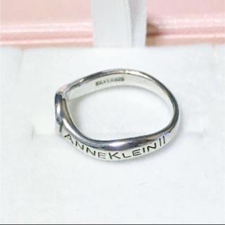 アンクライン(ANNE KLEIN)のアンクライン シルバーリング 5号 中古(リング(指輪))