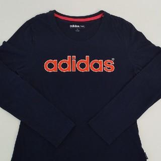 アディダス(adidas)のadidas neo 長袖Tシャツ(Tシャツ(長袖/七分))