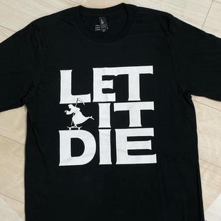 プレイステーション4(PlayStation4)の限定品 LET IT DIE Tシャツ PS4(Tシャツ/カットソー(半袖/袖なし))
