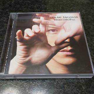 タッキー&翼 - 滝沢秀明 CD ヒカリひとつ 初回限定盤B
