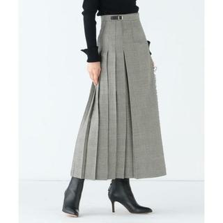 Demi-Luxe BEAMS - 19AW  オニールオブダブリン ロング キルトスカート