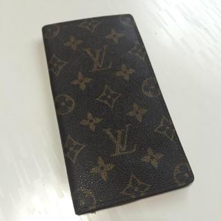 ルイヴィトン(LOUIS VUITTON)のルイヴィトン 手帳ケース カードケース(日用品/生活雑貨)