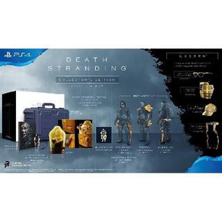 CAPCOM - (PS4) DEATH STRANDING コレクターズエディション