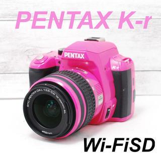 PENTAX - ❤️希少ピンクカラー❤️スマホ転送❤️PENTAX K-r