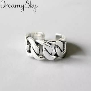 フリーサイズ チェーンリング 指輪(リング(指輪))