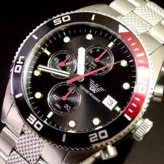 エンポリオアルマーニ(Emporio Armani)のエンポリオアルマーニ 腕時計 AR5855(金属ベルト)