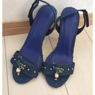 イエローブーツ(Yellow boots)のyello♡サンダル(サンダル)