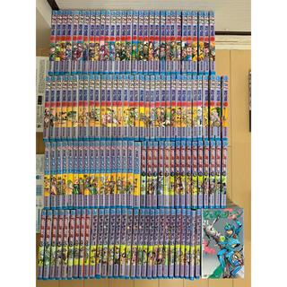 シュウエイシャ(集英社)のおまけ9冊付き「ジョジョの奇妙な冒険 全125巻セット」送料込み(全巻セット)