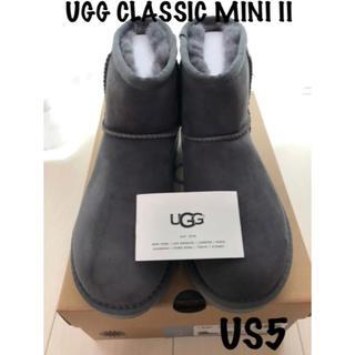 アグ(UGG)の正規品UGG アグ クラッシックミニ US5 22cm  (ブーツ)