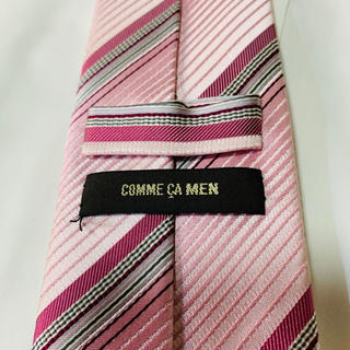 COMME CA MEN - COMME CA DU MODE MEN コムサ デ モード メン 高級シルク