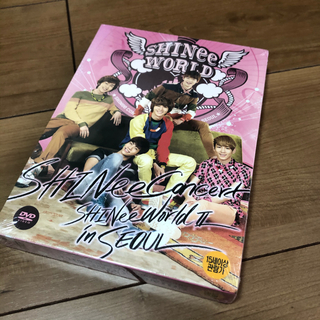 シャイニー(SHINee)のSHINee DVD(アイドル)