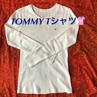 トミーヒルフィガー(TOMMY HILFIGER)のTOMMY Tシャツ💝(Tシャツ(長袖/七分))