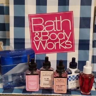 バスアンドボディーワークス(Bath & Body Works)のみか様専用 バスアンドボディワークス ウォールフラワーリフィル(アロマオイル)