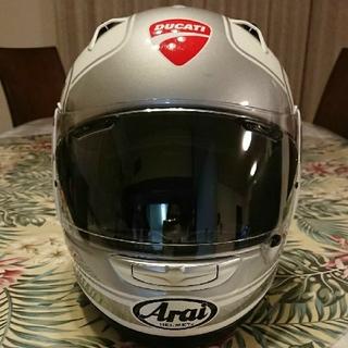 ドゥカティ(Ducati)のドゥカティ&アライ コラボヘルメット(ヘルメット/シールド)