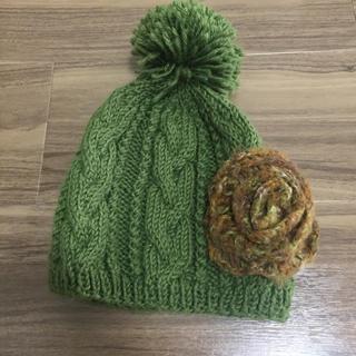 デニムダンガリー(DENIM DUNGAREE)のニット帽L52センチ(帽子)