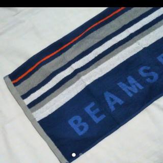 ビームス(BEAMS)のBEAMS オリジナル フェイスタオル(タオル/バス用品)