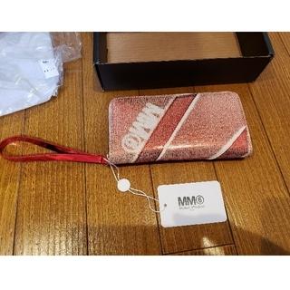 エムエムシックス(MM6)の新品 MM6 マルジェラ レア 長財布(財布)