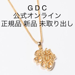 ジーディーシー(GDC)のGirls Don't Cry GDC 14K GOLD CHAIN ネックレス(ネックレス)