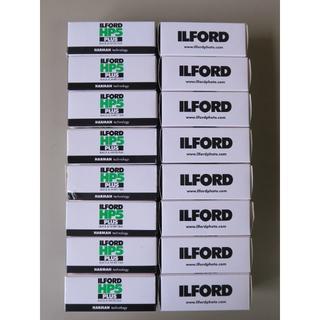 ILFORD HP5plus120 16本 冷蔵庫保存 期限2021年2月(暗室関連用品)