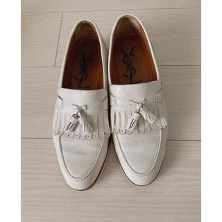 サンローラン(Saint Laurent)のYSL イヴ・サンローラン ローファー(ローファー/革靴)