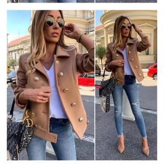 ザラ(ZARA)の都会的ファッション ジャケットコート(テーラードジャケット)