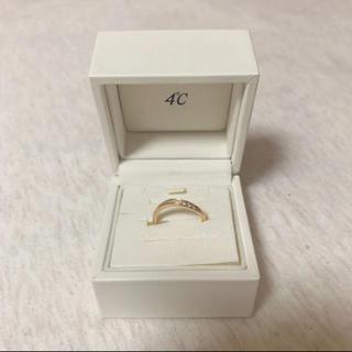 ヨンドシー(4℃)の4℃ 指輪(リング(指輪))