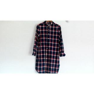 ビームス(BEAMS)のハバーサック HavrerSack シャツワンピース ロングシャツ(シャツ/ブラウス(長袖/七分))