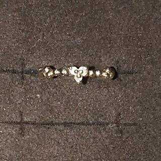 アガット(agete)のagete ピンキーリング ダイヤ(リング(指輪))
