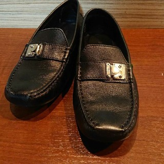 ルイヴィトン(LOUIS VUITTON)の美品☆LOUIS VUITTON  ドライビングシューズ(ローファー/革靴)