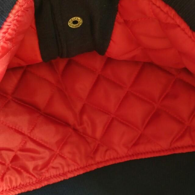 サンリオ(サンリオ)のサンリオ キティちゃん セーラーアウター スタジャン 新品 キッズ/ベビー/マタニティのキッズ服 女の子用(90cm~)(ジャケット/上着)の商品写真