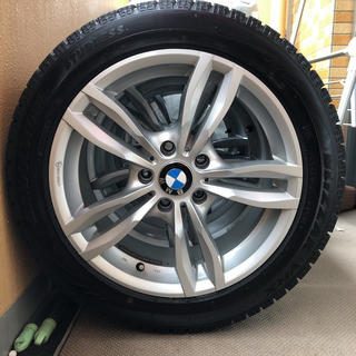 BRIDGESTONE - ブリザックVRX BMW F30 F31 スタッドレス