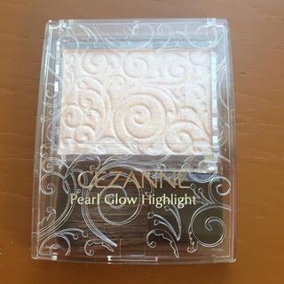 セザンヌケショウヒン(CEZANNE(セザンヌ化粧品))のセザンヌ  ☆パールグロウハイライト 01☆(フェイスカラー)