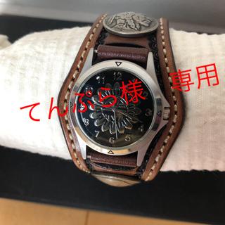 ケイシイズ(KC,s)のKC,s レザー時計 中古品(腕時計(アナログ))