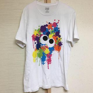 UNIQLO - UNIQLO ユニクロ スプラトゥーン スプラ Tシャツ
