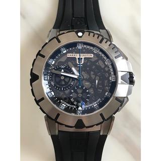 ハリーウィンストン(HARRY WINSTON)のまあくん専用 メンズ時計(腕時計(アナログ))