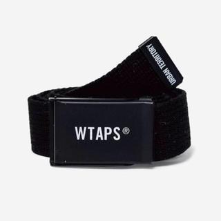 ダブルタップス(W)taps)の最安値 ダブルタップス  ベルト ブラック (ベルト)