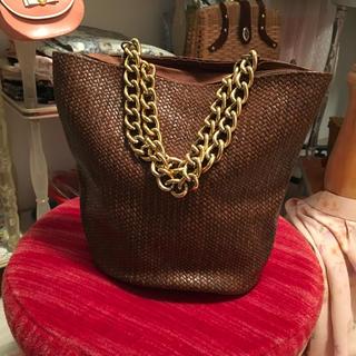 ロキエ(Lochie)の🔻vintage summer bag(ハンドバッグ)