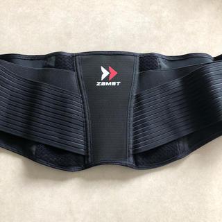 ザムスト(ZAMST)のZAMSTザムスト腰サポーター(トレーニング用品)