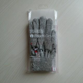 PEANUTS - スヌーピー  アイタッチ 手袋