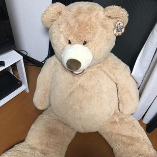コストコ(コストコ)のコストコ 熊 135㎝(ぬいぐるみ)
