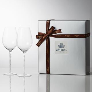 ツヴィーゼル インシエメ ワイングラスペア(グラス/カップ)